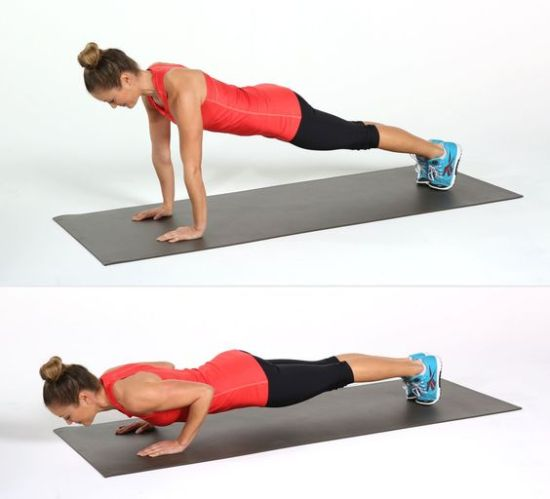 5 Exercises To Tone Your Arms You Need To Try