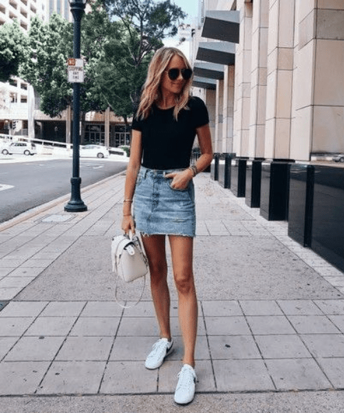 10 Lazy Girl Outfits For The Days Where You Just Can't
