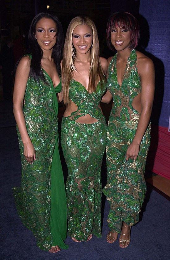 Die Top 10 der Destiny's Child Outfits
