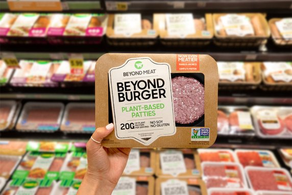 Some Of The Most Delicious Vegan Products You'll Find At Whole Foods