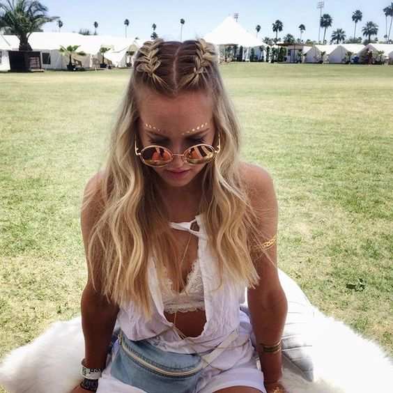 The Ultimate List Of Coachella Hairstyles Everyone Will Be Trying