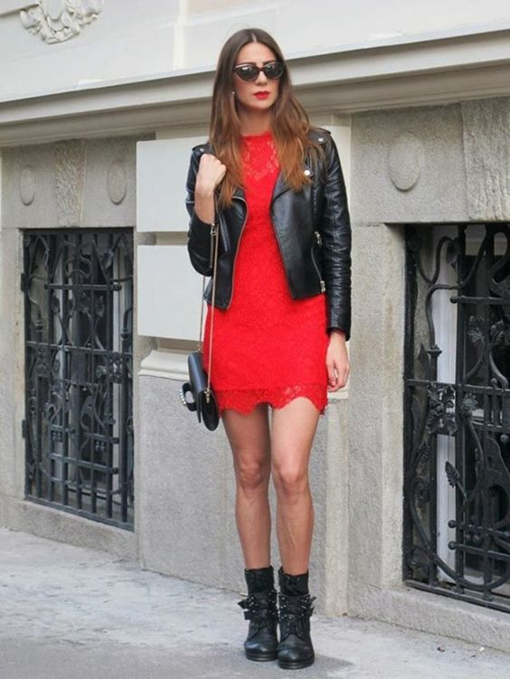 Red-Hot Looks To Wear On Your Valentine's Day Date Night