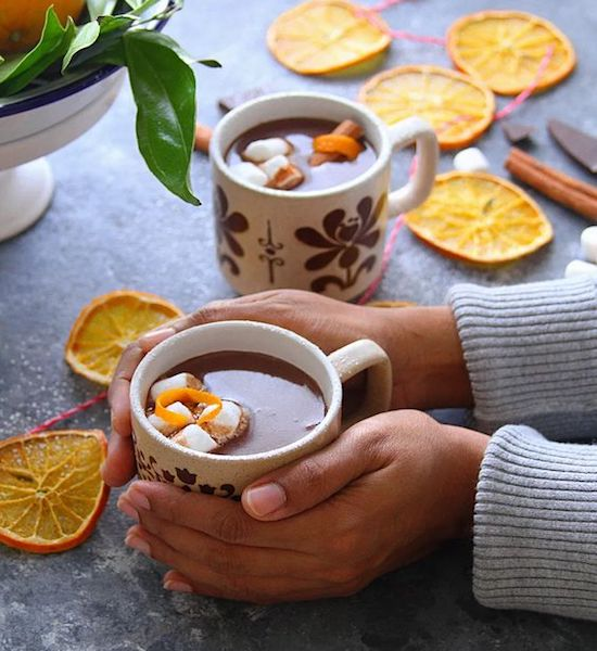 10 Ways To Elevate Your Hot Cocoa Game This Season