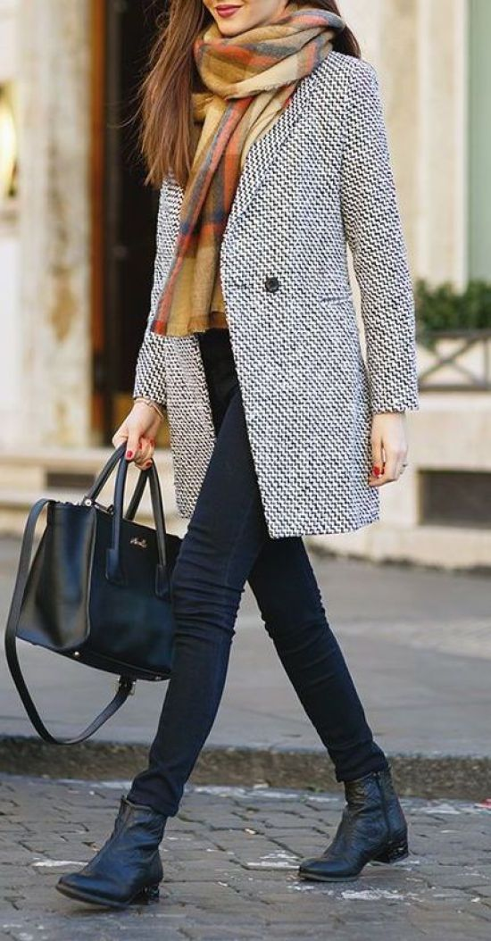 *10 Business Attire Looks That Are Stylish