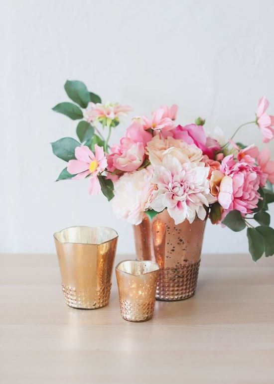 18 DIY Wedding Centerpieces You'll Adore
