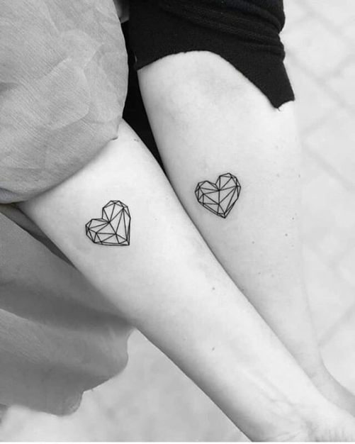 15 Couples Tattoos To Consider That Aren't Each Other's Names
