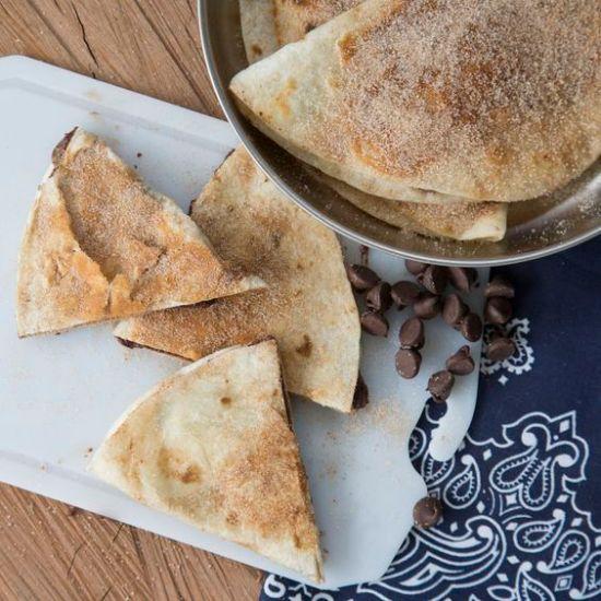 7 Ways To Make A Quesadilla