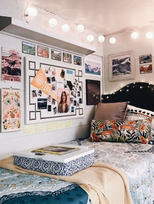 5 Lighting Options That Will Be Sure To Make Your Dorm Room Exciting