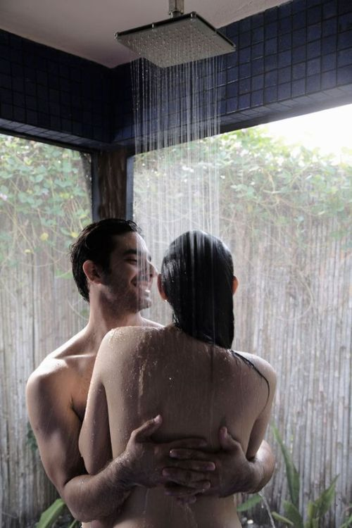 Why Shower Sex Is The Best Sex