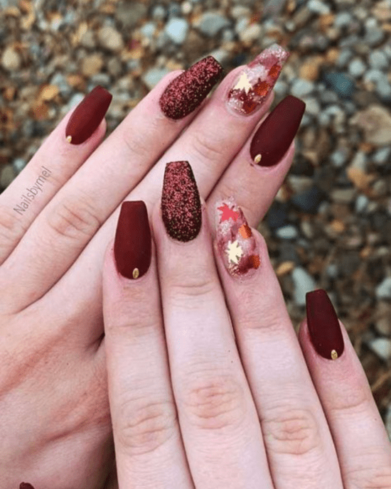 Beautiful Fall Nails That Will Look Amazing With Any Outfit