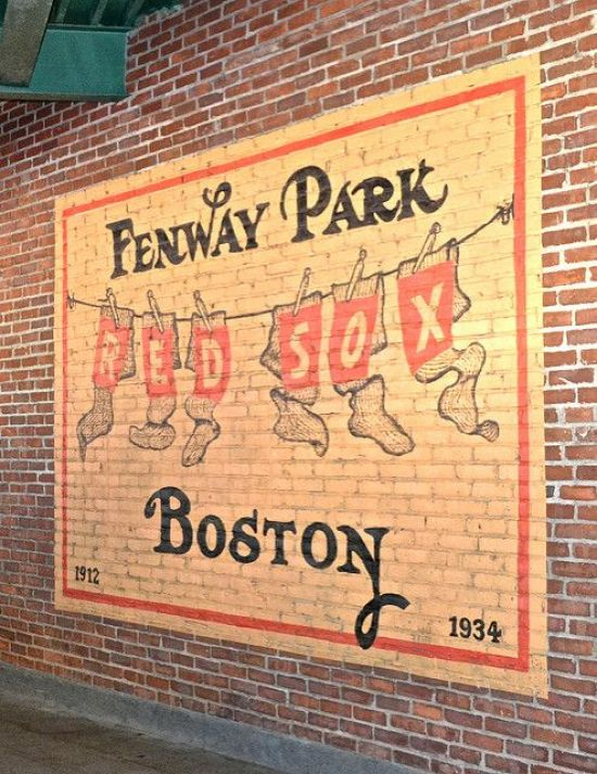5 Tips To Survive Your First Red Sox Game