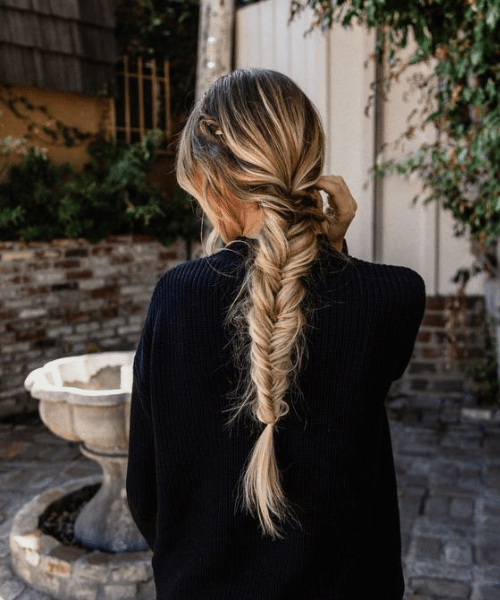 10 Hairstyles To Cover Up A Bad Hair Day