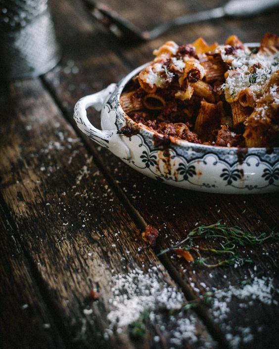 pasta bake easy recipe