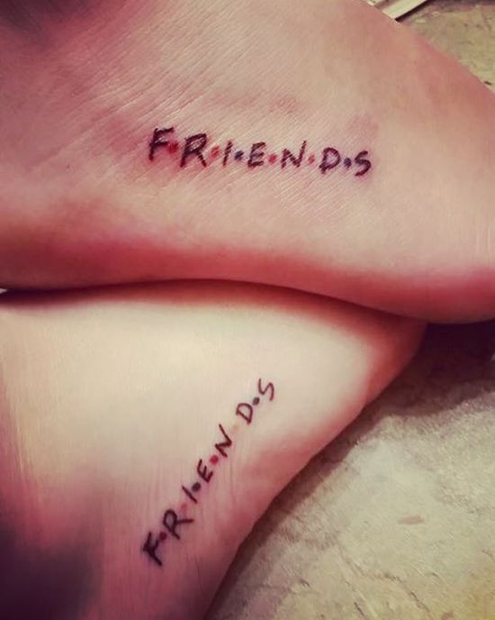 12 Small Tattoo Ideas For You And Your Bestie