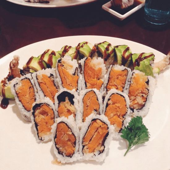 Where To Eat All You Can Eat Sushi In Toronto
