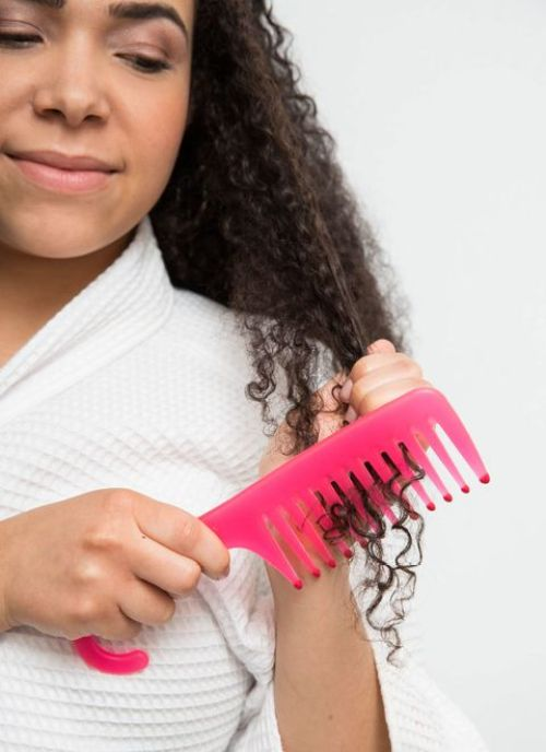 Curly Hair Hacks Every Girl With Curls Should Know