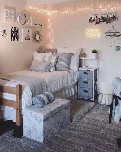 How to Add Modern Into Your Dorm Room