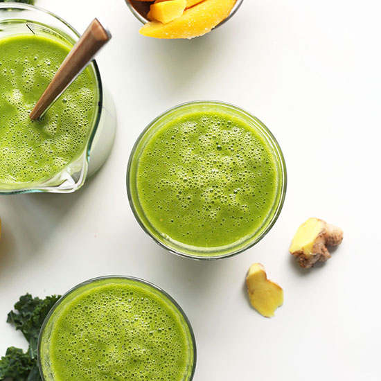 10 Recipes For Making The Ultimate Smoothie