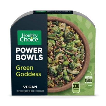 10 Best Microwavable Vegan Meals At The Grocery Store