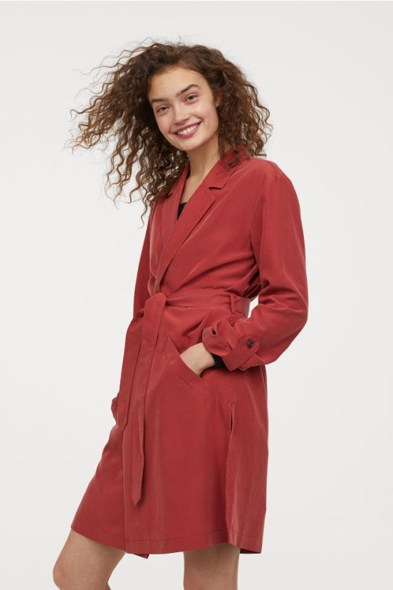 6 Trench Coats We're Loving This Fall