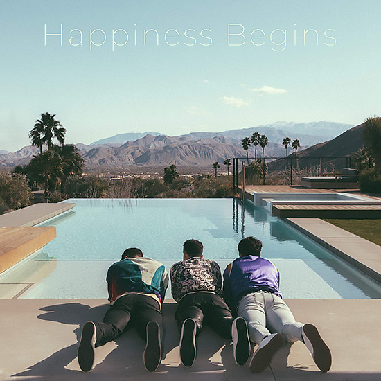 Album Review: Happiness Begins By The Jonas Brothers