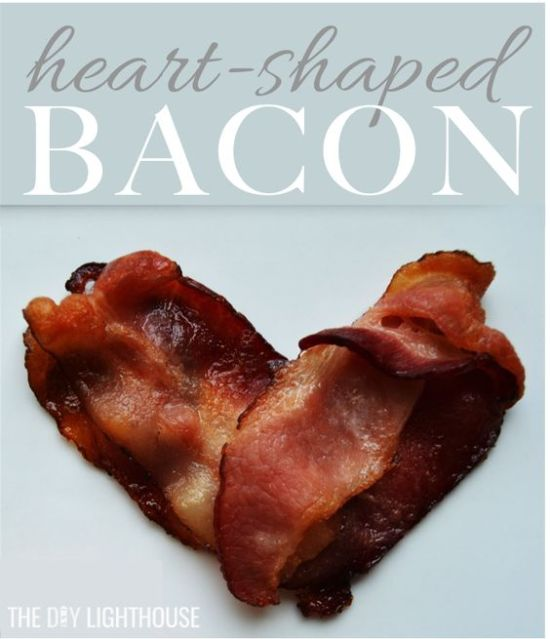 Cute Heart-Shaped Recipes for Valentine's Day