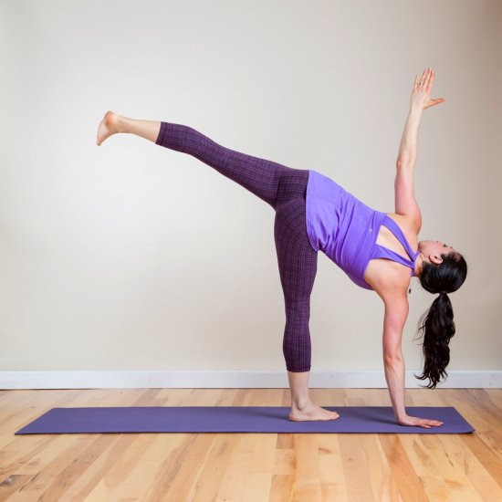 10 Yoga Poses To Increase Your Flexibility