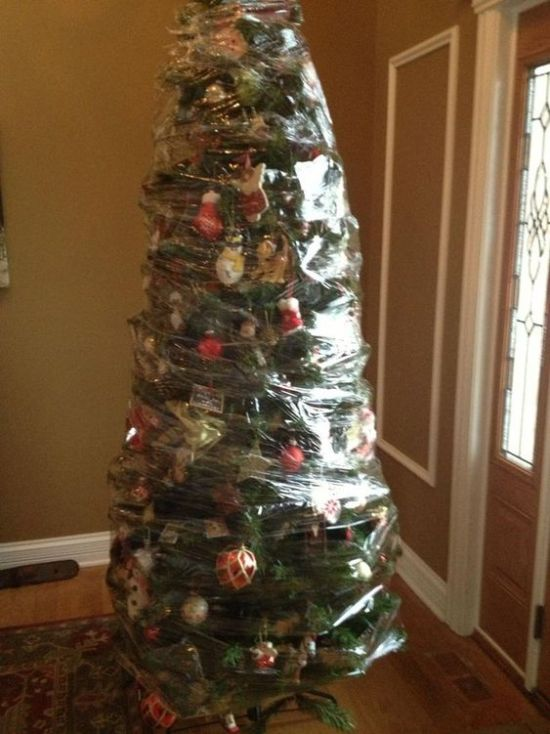 How To Put Away Holiday Decorations When You Are The Laziest Person On Earth