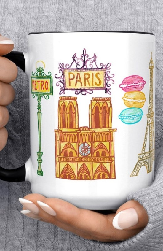 *10 Parisian Inspired Things To Add To Your Dorm Room