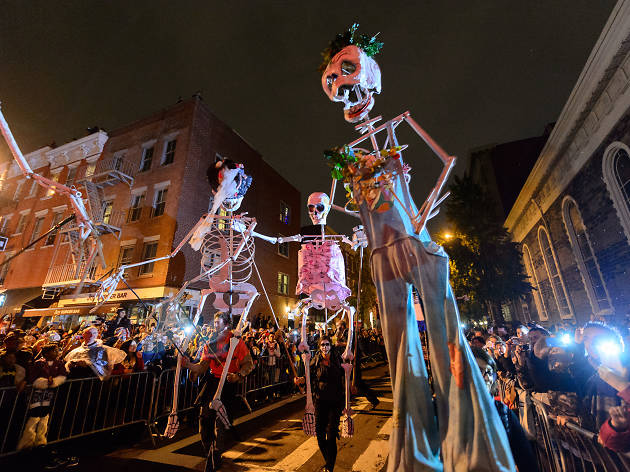The Parties, Bars, And Events You Need To Hit Up In NYC For Halloweekend 2019