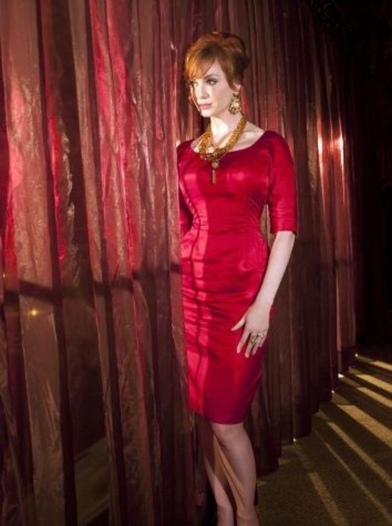 10 red silk dresses to wear this valentines day