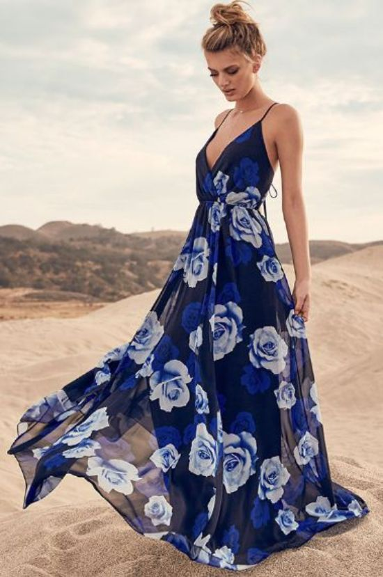 *10 Spring Maxi Dresses That You Need To Try This Season