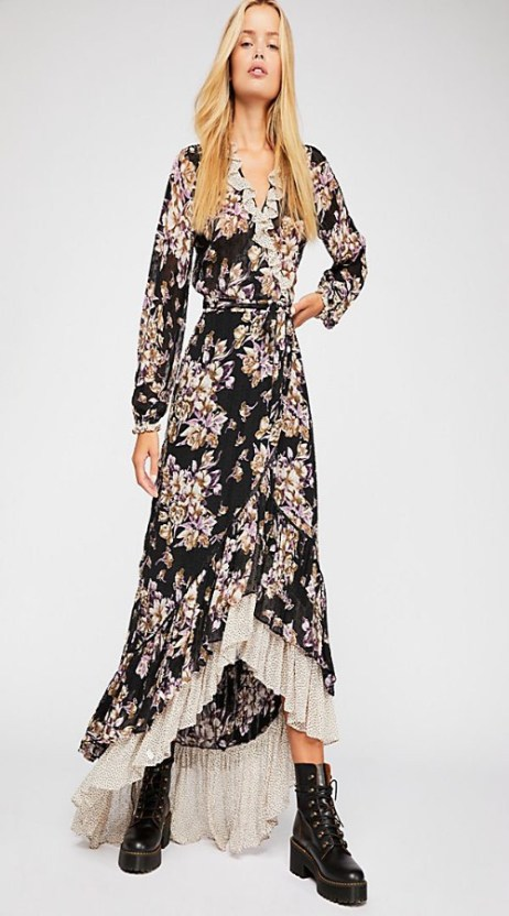 10 Floral Dress Just In Time For Spring