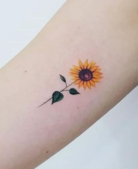10 Tiny Tattoos You'll Want To Get ASAP