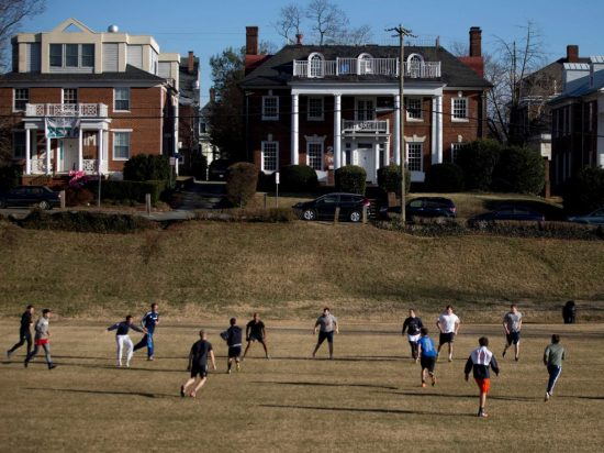 Thinking of joining a fraternity? Here are ten reasons why you shouldn't join one!