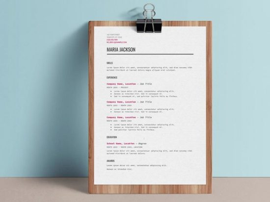 Searching for the right resume template but completely lost? No worries! We have you covered!