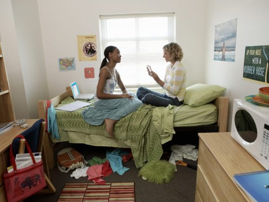 Have roomates that you avoid? Find out why I did the same thing throughout my college career!