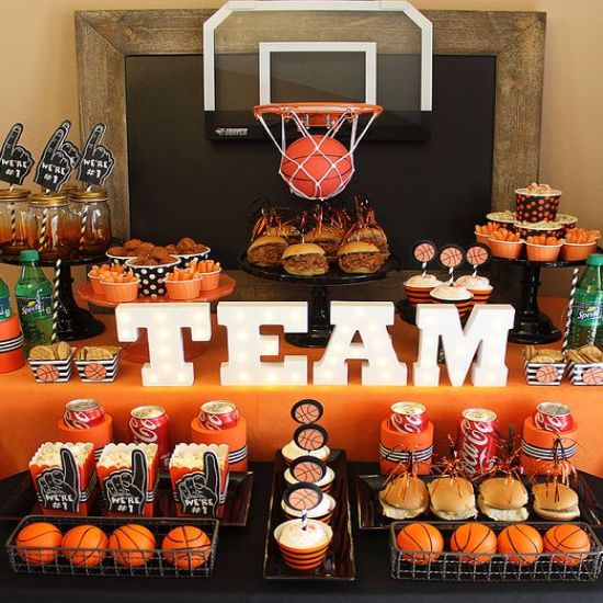 How To Throw The Ultimate March Madness Party This Year