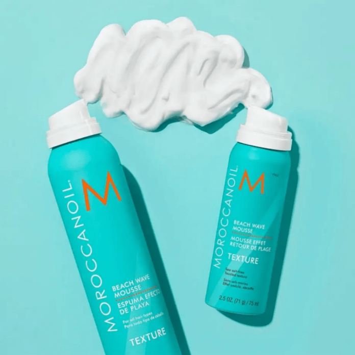 *5 Hair Products That'll Give You the Beach Waves You've Been Dreaming About