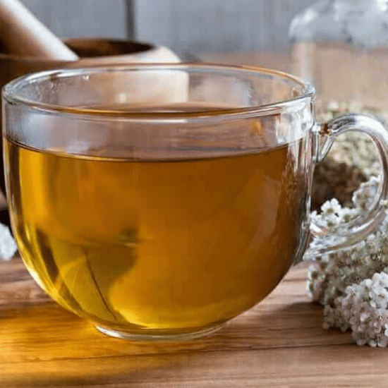 12 Natural Tea Remedies For When You Have A Cold