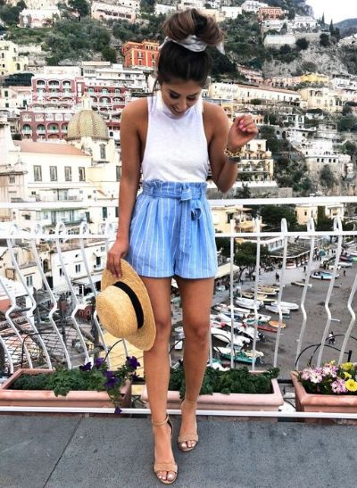 *What To Wear on Summer Vacation