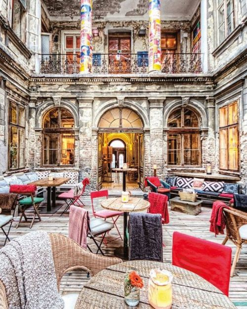 15 Trendy European Hotels For Travelling On A Small Budget