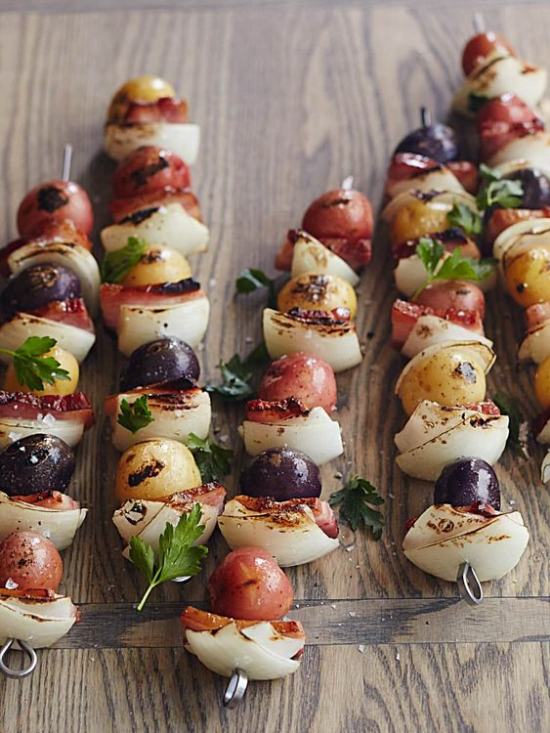 7 Ways To Include Grilled Potatoes In Any Dish