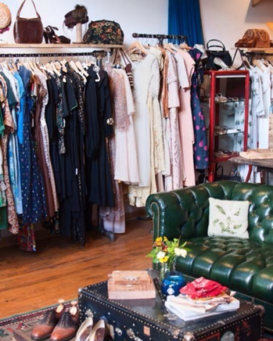 6 Of The Coolest Vintage Shops To Check Out In Manchester