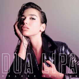 Dua Lipa - Dua Lipa (self-titled)