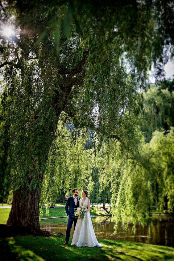 Boston Wedding Spring