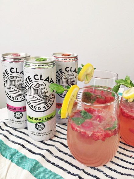 10 Recipes Using White Claws You'll Wish You Tried Sooner
