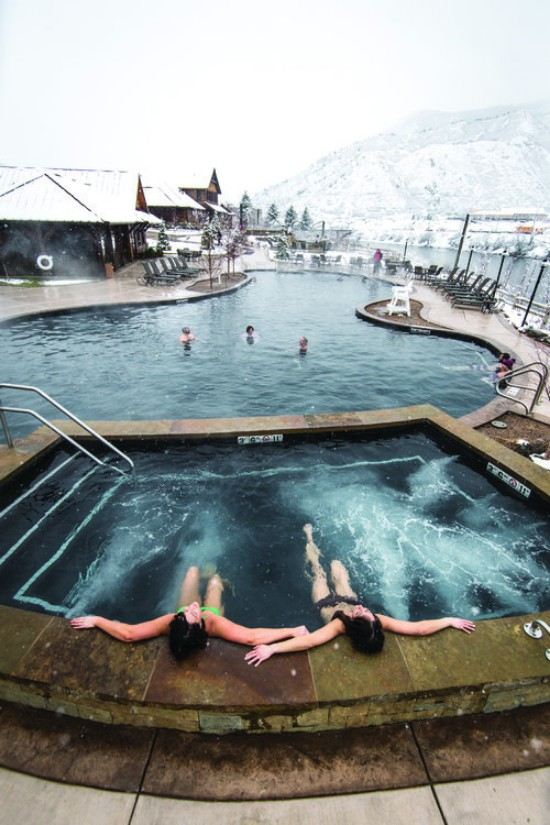 8 hot springs in Colorado you must visit