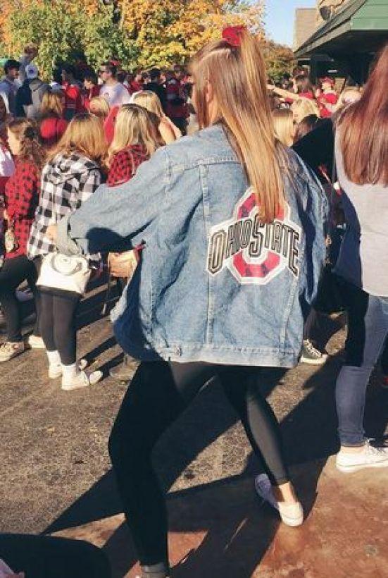 a custom jean jacket