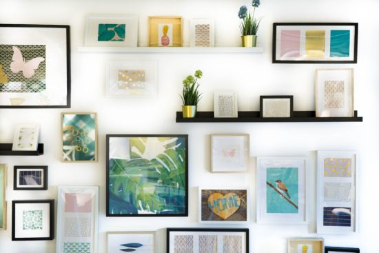 Try out these wall decor ideas to fit your home this fall and feel festival all autumn long.